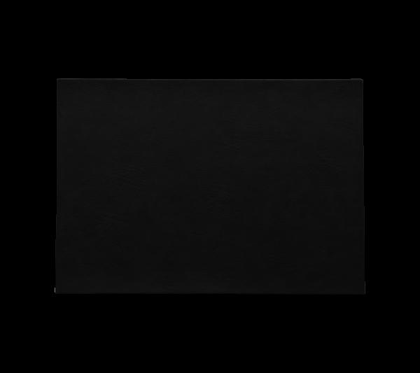 Tischset, black