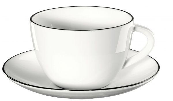 Kaffeetasse m. Unterer, ligne