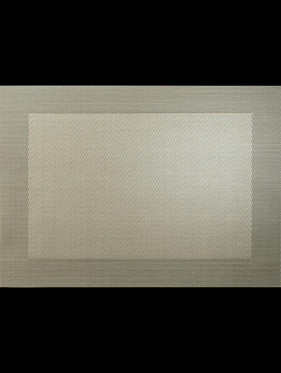 Tischset, bronze metallic