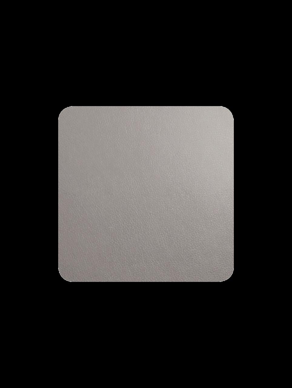 4er Set Untersetzer, cement