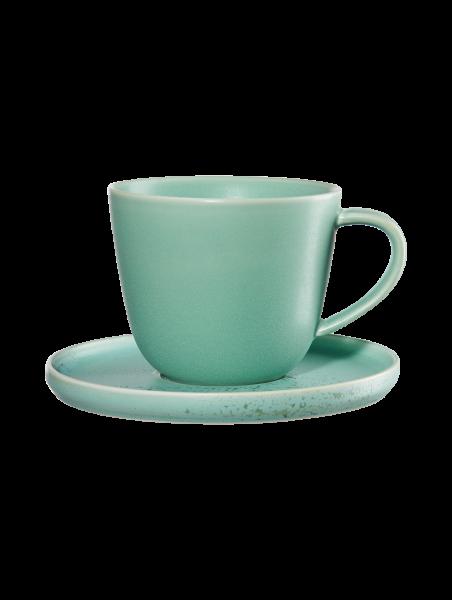 Kaffeetasse mit Unterer, minto