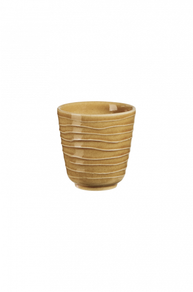 Becher Espresso, golden milk