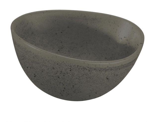Schälchen, grigio