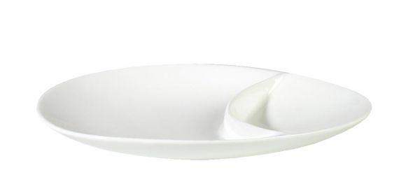 Oil & Bread Teller oval, unter