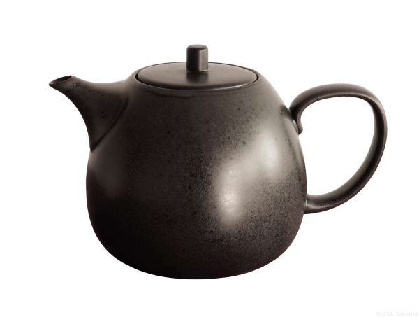 Teekanne marone inkl Edelstahl