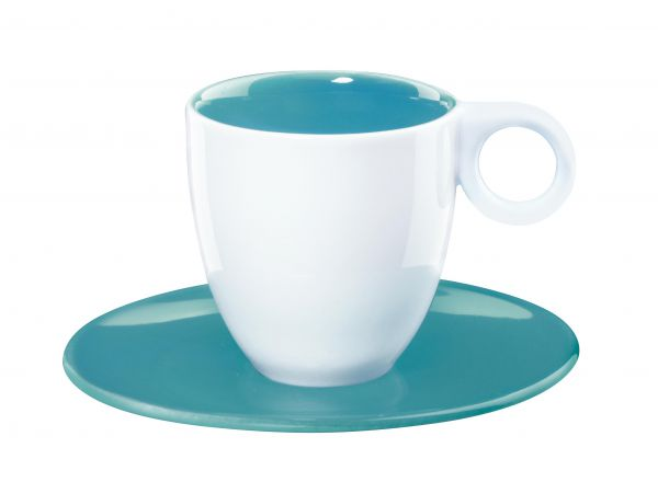 *Espressotasse mit Unterer