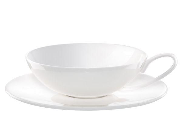 Teetasse mit Unterer