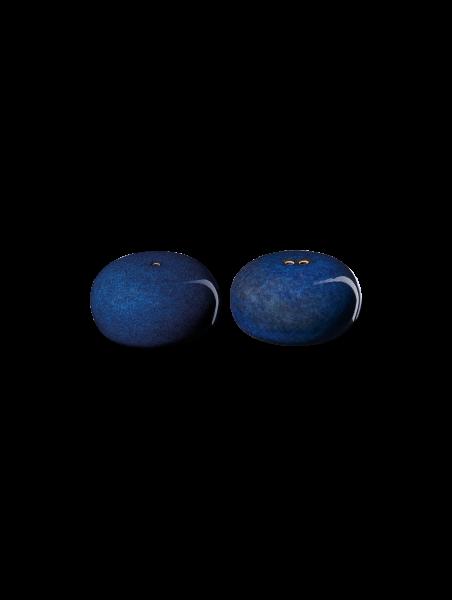 Salz-/ Pfefferstreuer Set, midnight blue