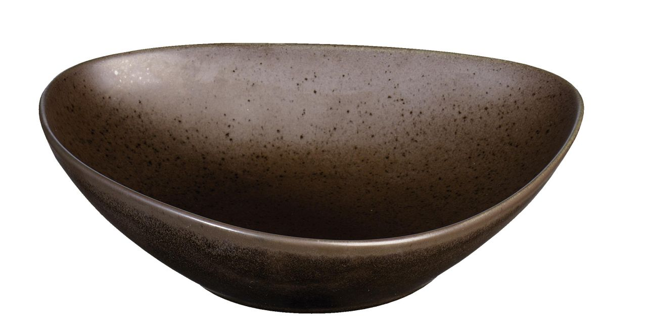 Suppen-/Pastateller, marone