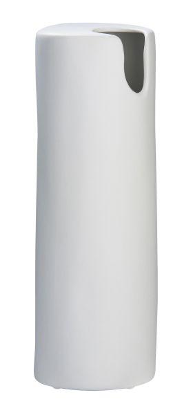 *Vase, rundH. 21 cm, D. 7 cm
