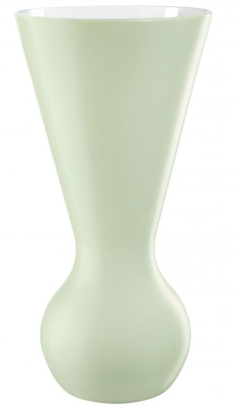 Vase, apple mint