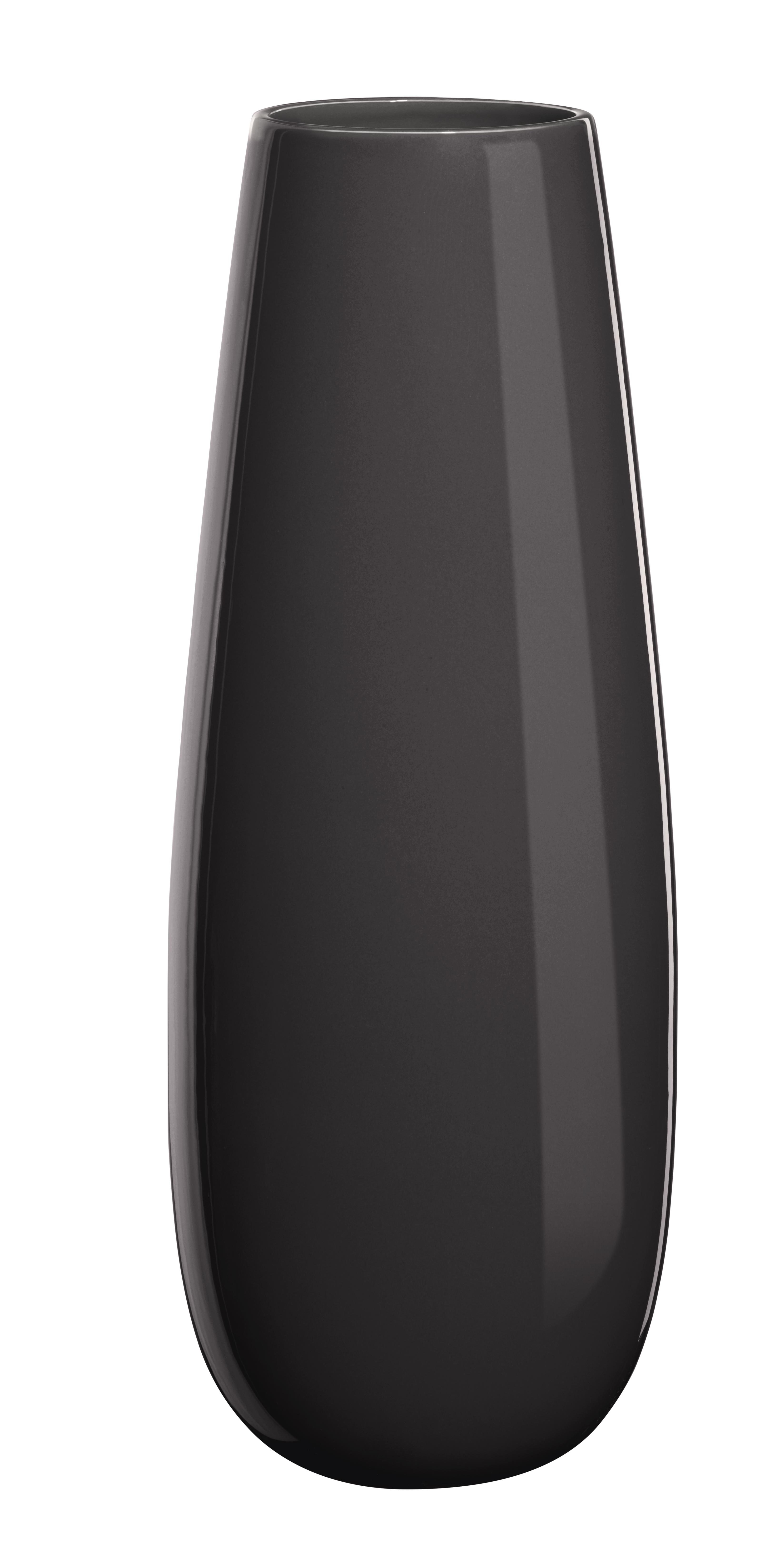 vase anthrazit blumenvasen vasen bert pfe. Black Bedroom Furniture Sets. Home Design Ideas