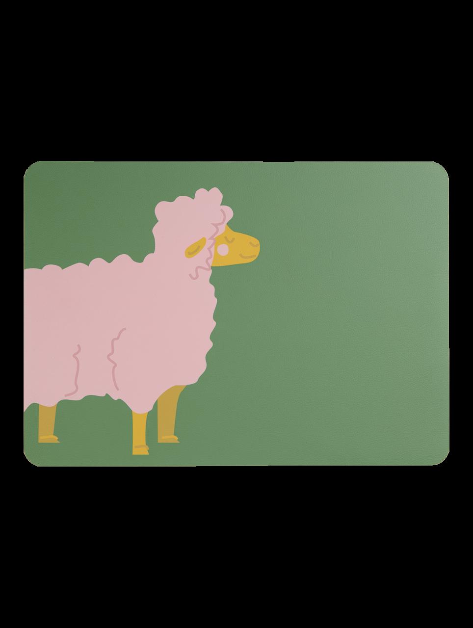 Tischset, Sheep Silvia