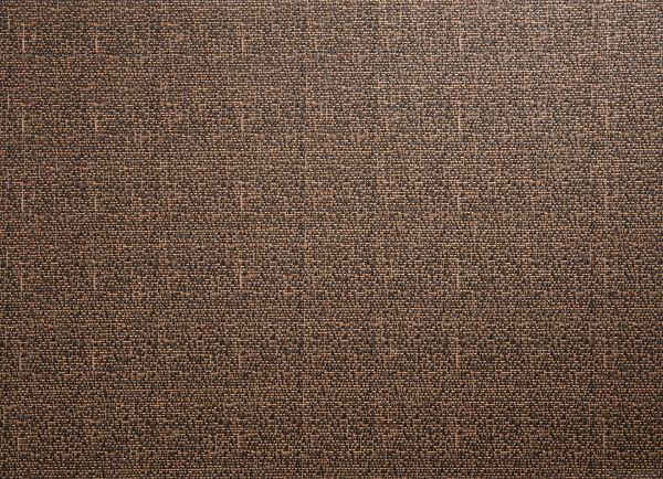 Tischset, woven brown