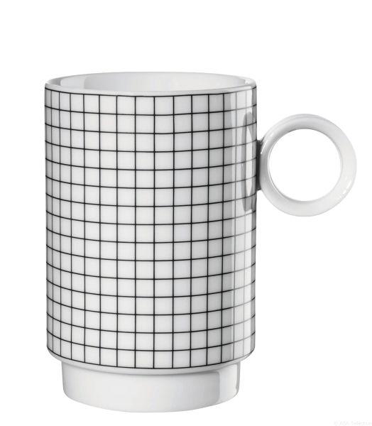 set des 2 gobelets, squares